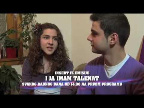 Ja imam talenat 2012 - Bojana Pekovic