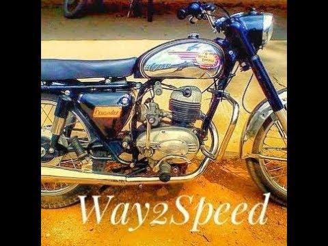 1967 Royal Enfield Crusader 173 cc