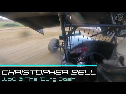 Christopher Bell | World of Outlaws @ Lawrenceburg Speedway Dash | 5.27.19