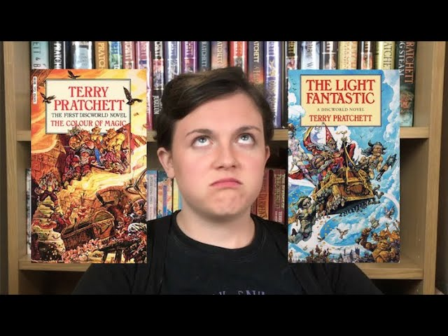 The Colour Of Magic And Light Fantastic A Good Starting Point For The Discworld Youtube