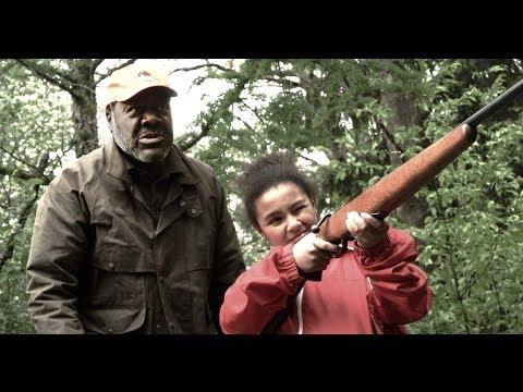 Danger Word Horror Short Starring Frankie Faison and Saoirse Scott