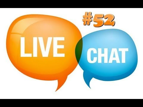 My Live YouTube Q&A chat #52