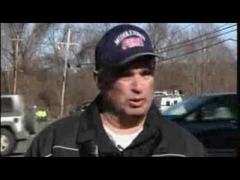 One dead, a dozen injured in gas blasts in Boston suburbs