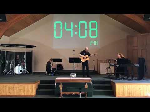 Sunday August 16 Service