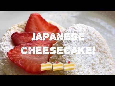Epic or fail? Japanese cheesecake.