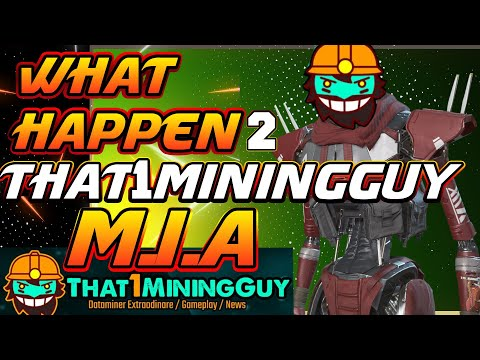What Happen To That1MiningGuy: WHY DID HE DISSAPEARED FROM TWITTER AND YOUTUBE ?