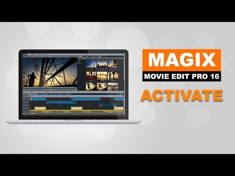 magix movie edit pro 2016 premium activation/crack/serial