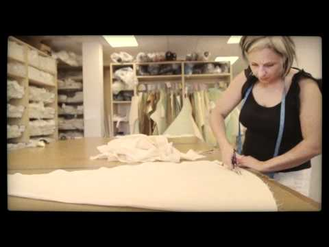 Making a Modern Trousseau Couture Bridal Gown
