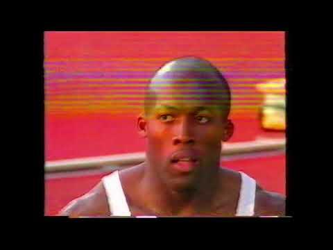 4468 World Track & Field 200m Men