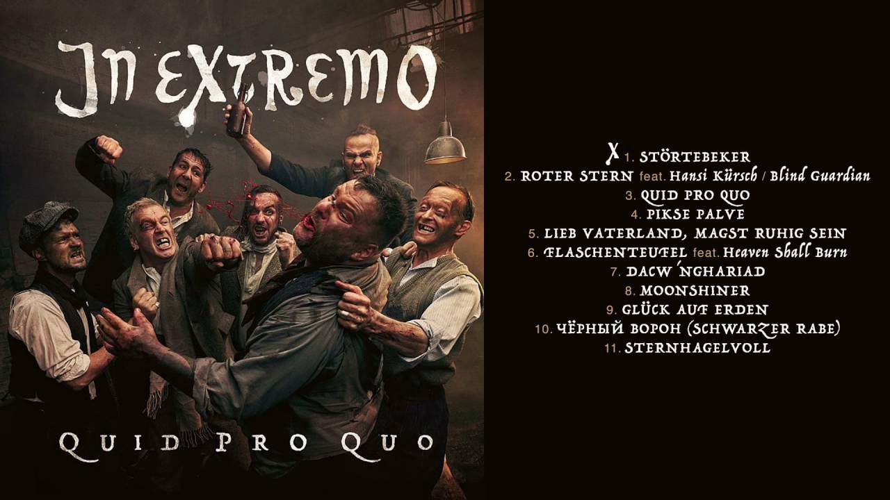 in extremo musik