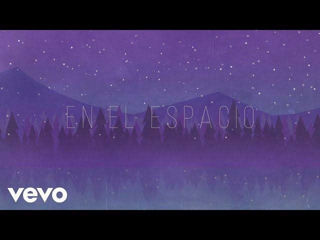 Leiva - En el Espacio (Lyric Video)