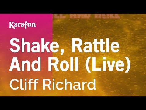 Karaoke Shake, Rattle And Roll (Live) - Cliff Richard *