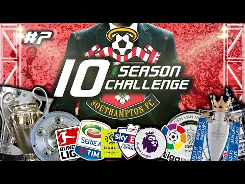 10 Season Challenge | Episode 7: Southampton Job! | Football Manager 2017 Let's Play