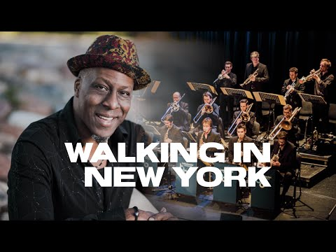 Tobias Becker Bigband feat. Karl Frierson - Walking In New York