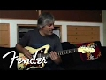 Lee Ranaldo talks about his Fender® Jazzmaster® guitar | Fender