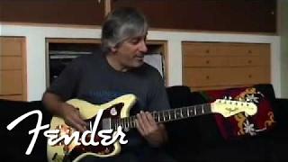 Lee Ranaldo talks about his Fender® Jazzmaster® guitar   Fender