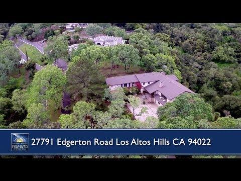 27791 Edgerton Road Los Altos Hills, CA 94022