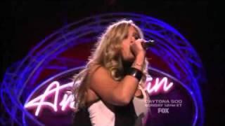 American Idol 10 - Georgia on my mind - Clint, Kendra, Sophia