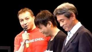 Tetsuya Nomura - JapanExpo 2013.