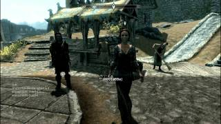 Skyrim bug fix - A night To Remember, Ysolda