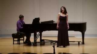 George Gershwin - Let's call the whole Thing off - Audrey Escots, Soprano