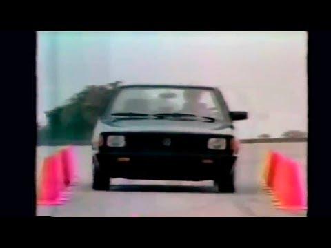 Comercial - VW Fox (Voyage) 1987, Leroy Cannon Motors