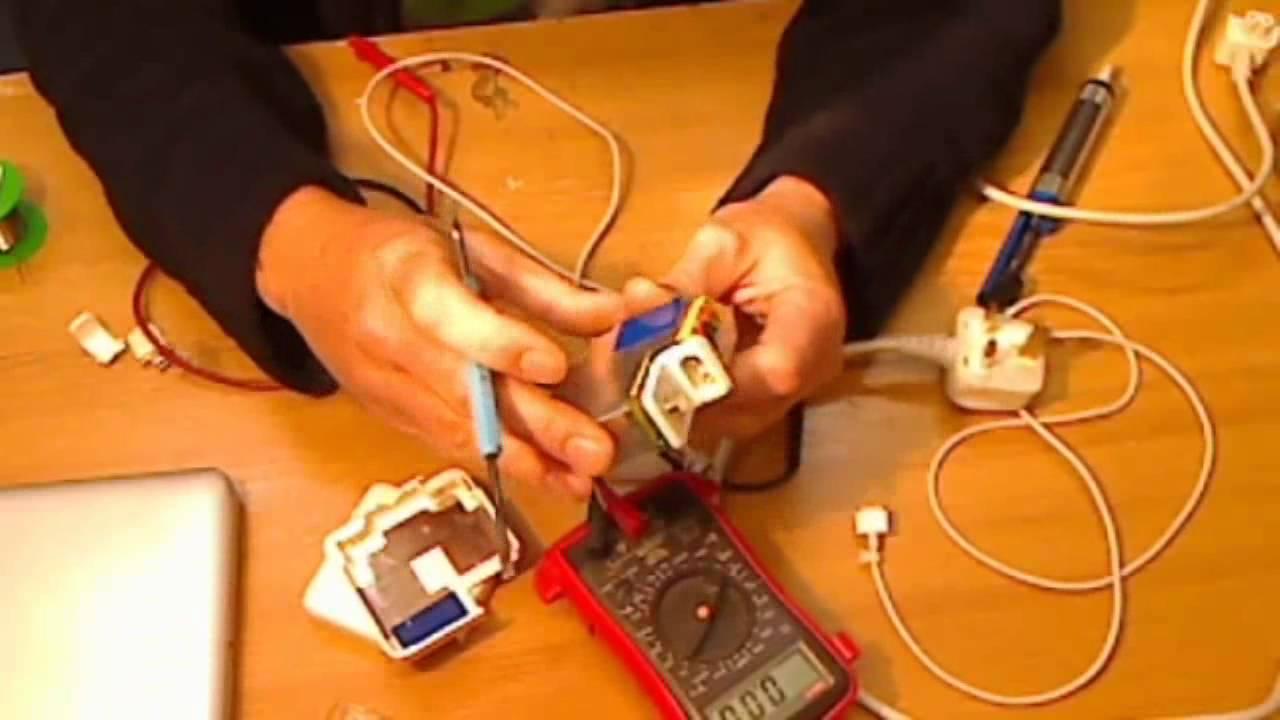 Diy - Better Macbook Magsafe Power Supply Repair