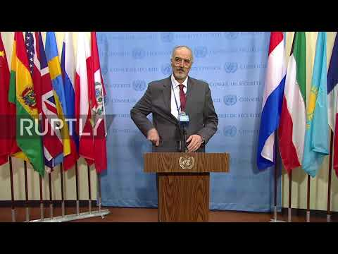 UN: Syria grants visas to OPCW experts with immediate effect - Jaafari