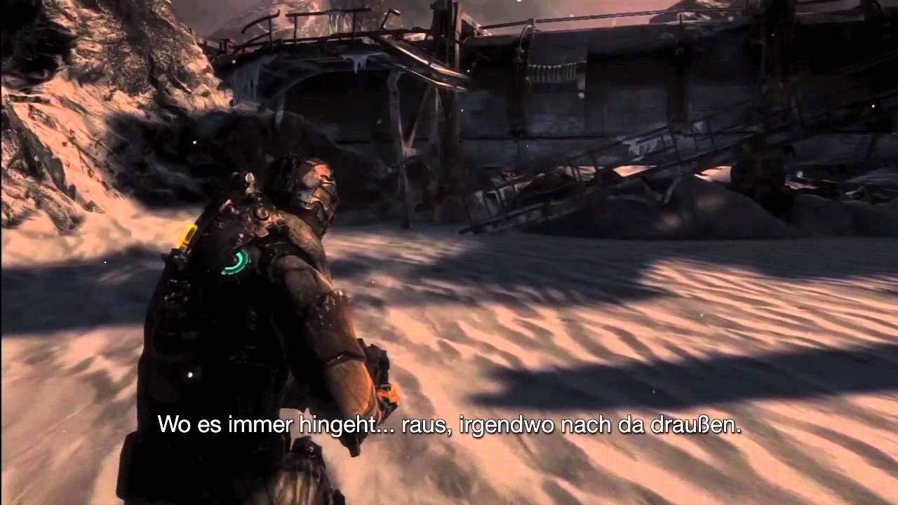 Dead Space 3 - Gameplay Video - YouTube