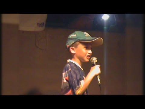 El día que canté 'Magic Alonso' con 7 años