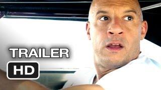 Fast & Furious 6 TRAILER 1 (2013) - Vin Diesel Movie HD