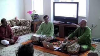 Rajen Sukhadia & Robin Sukhadia | Teentaal Tabla Duet | 2012