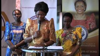 Presentation by the Nnabagereka at the Inauguration of Ekisaakaate in  London 2015 thumbnail