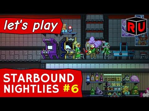 Starbound los hylotl español english subs youtube