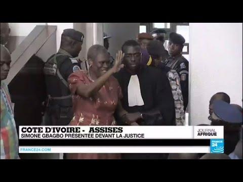 CÔTE D'IVOIRE - Simone Gbagbo présentée devant la justice