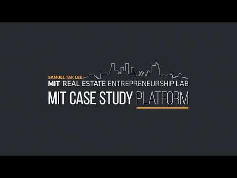 MIT STL Lab Case Study Platform