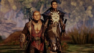 Party banter [Jaws of Hakkon DLC] | Dragon Age: Inquisition