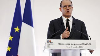 French PM to address nation two weeks into lockdown