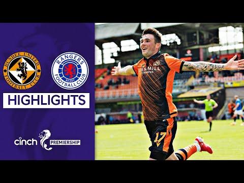 Dundee Utd Rangers Goals And Highlights