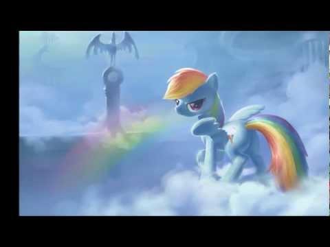MLP FIM: Rainbow Dash Tribute - YouTube