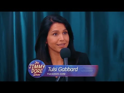 Tulsi On Her 'Single Payer Plus' Healthcare Plan