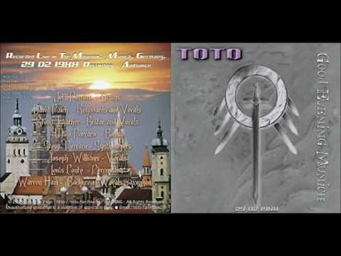 TOTO Live in Munich Germany 1988