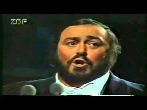 "Luciano Pavarotti ""Ein Automobile"" 10 Hours"