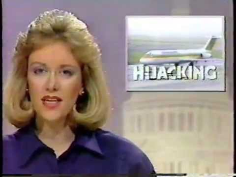 Aircraft Hijacking - 1987