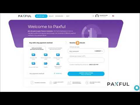 How To Sell Bitcoins Instantly On PaxFul