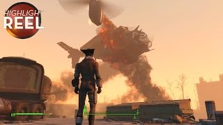highlight reel 178 fallout aircraft can t decide if it wants to crash