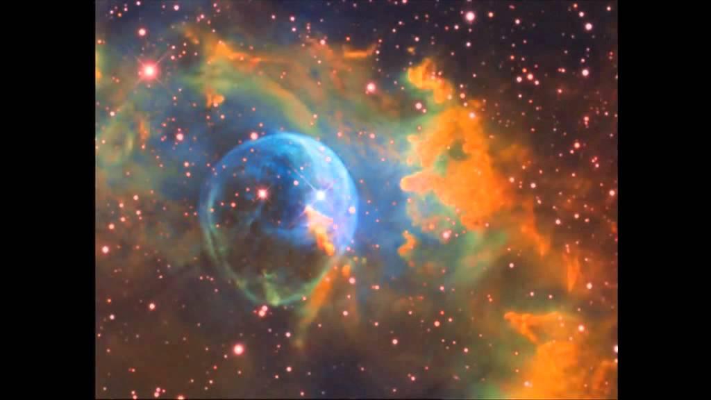 Bubble Nebula Kaleidoscope