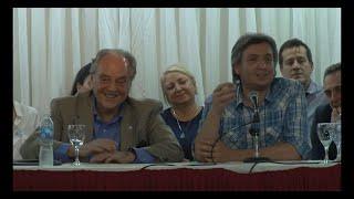 Carlos Heller y Máximo Kirchner, juntos en acto por la Unidad