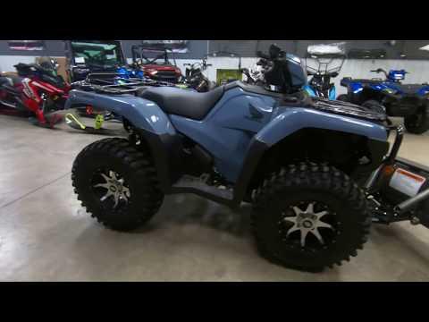 2019 Honda RUBICON EPS IRS - New ATV For Sale - Menomonie, WI