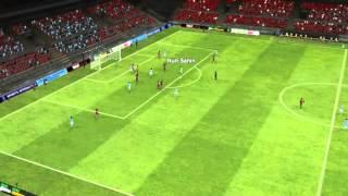 Livorno vs Napoli - Vergara Own Goal 65 minutes